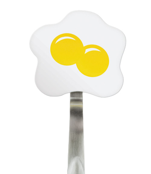 Spatulart¨ Fried Egg Nylon Flex Turner