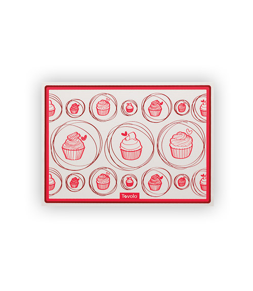 Silicone Baking Mat - Toaster Oven (12.5x 9)