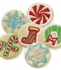 Winter Wonderland Cookie Cutters (Set of 6)