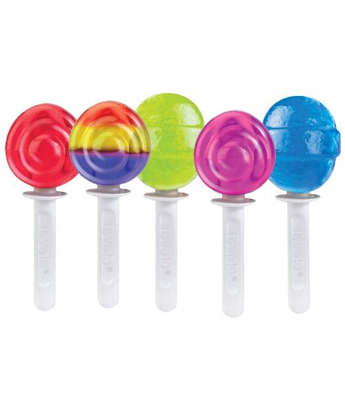 Lollipop Pop Molds (Set of 4)