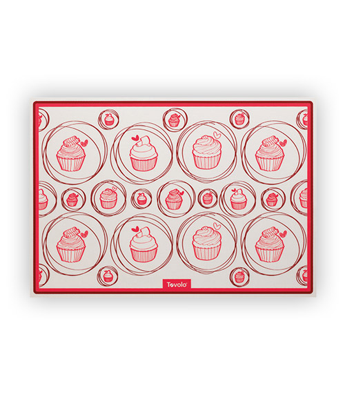 "Silicone Baking Mat - Jelly Roll Baking Mat (Set of 2 - 16.5Ó x 11.5"")"