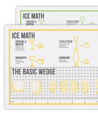 Ice Mathª Cutting Mat (Set of 2)