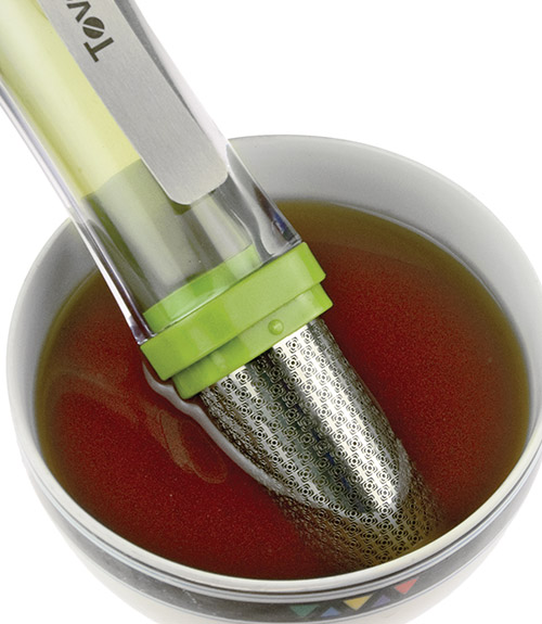 TeaGo™ Mobile Tea Press