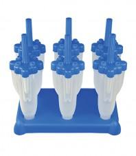 Rocket Pop Molds - Set of 6