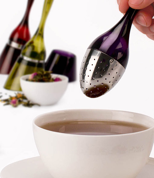 Stand-Up Tea Infuser