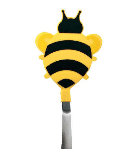 Spatulart™ Bumblebee Nylon Flex Turner