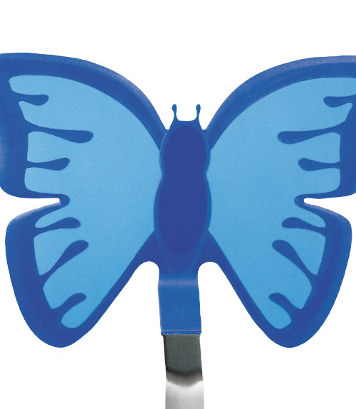 Spatulart™ Butterfly Nylon Flex Turner