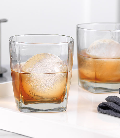 Sphere Ice Molds - Set of 2