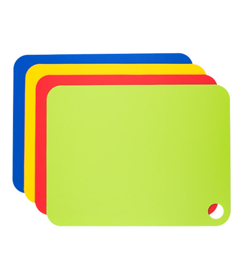 Large Flexible Cutting Mats - Set of 4
