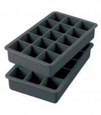 Perfect Cube Ice Trays - Set of 2