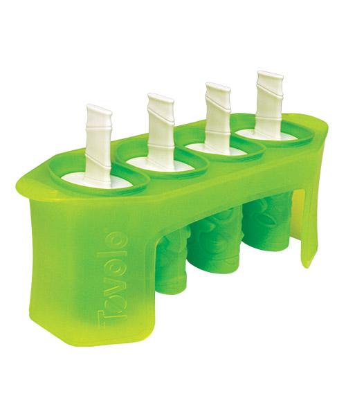 Tiki Pop Molds - Set of 4
