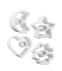 Straw Cookie Cutters