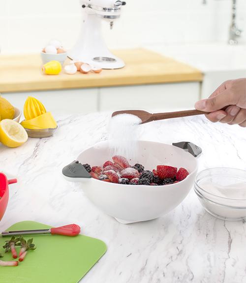 Toasted Beechwood Mini Spoonula