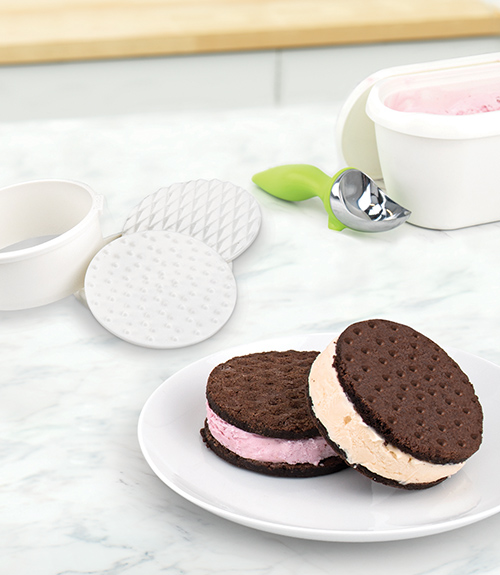 Round Ice Cream Sandwich Cutter
