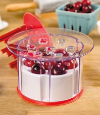 Easy Press Cherry Pitter