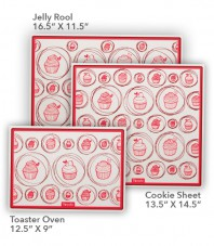 Silicone Baking Mat - Jelly Roll
