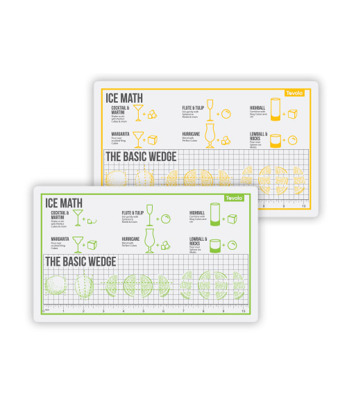 Ice Math™ Cutting Mat - Set of 2