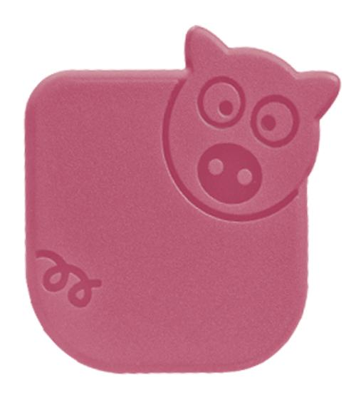 Three Pigs Nylon Pan Scrapers - Set of 3