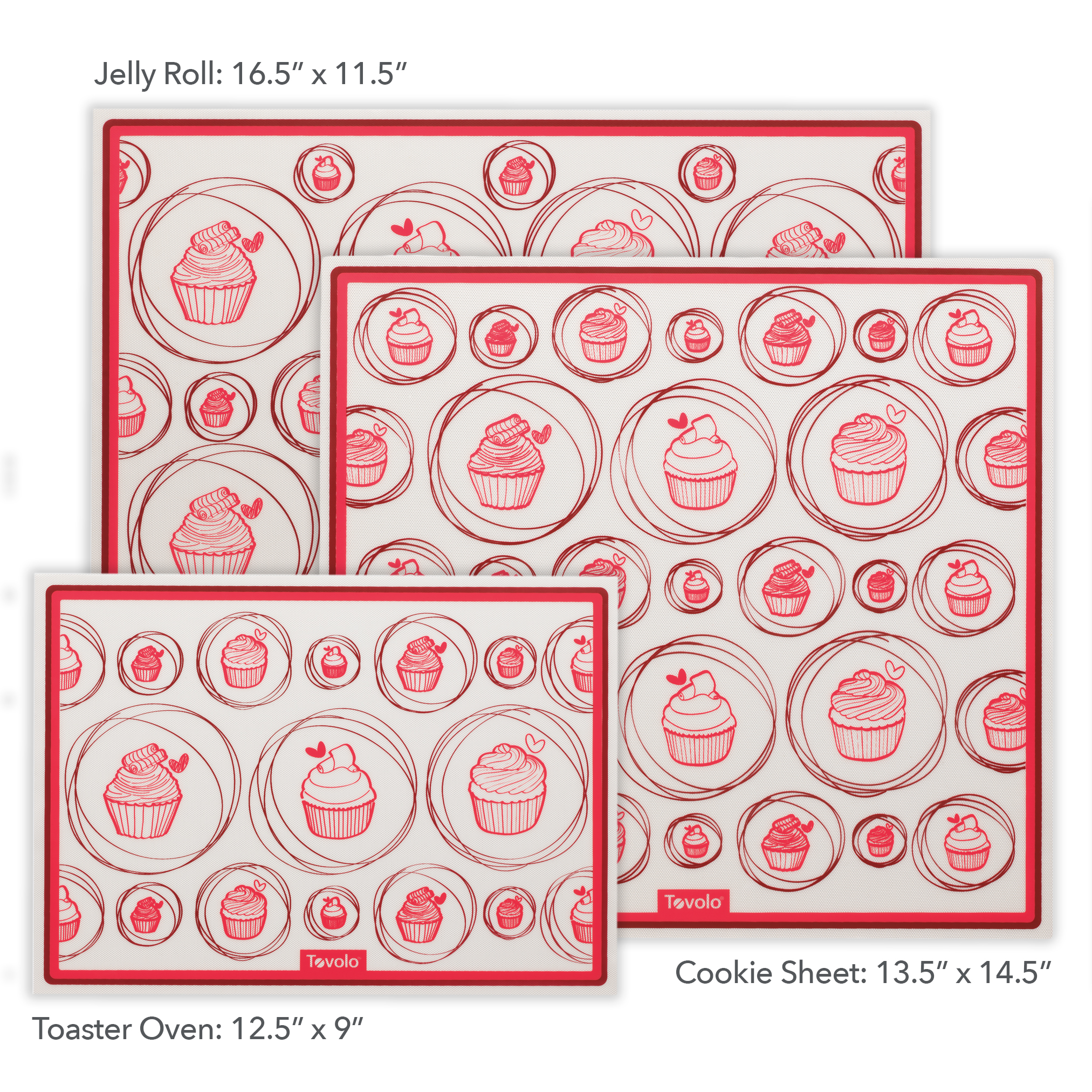 Silicone Baking Mat Jelly Roll Tovolo
