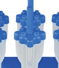 Rocket Pop Molds - Set of 6