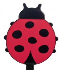 Spatulart™ Ladybug Nylon Flex Turner