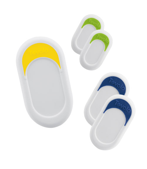 Magnetic Utility Clips - Set of 5