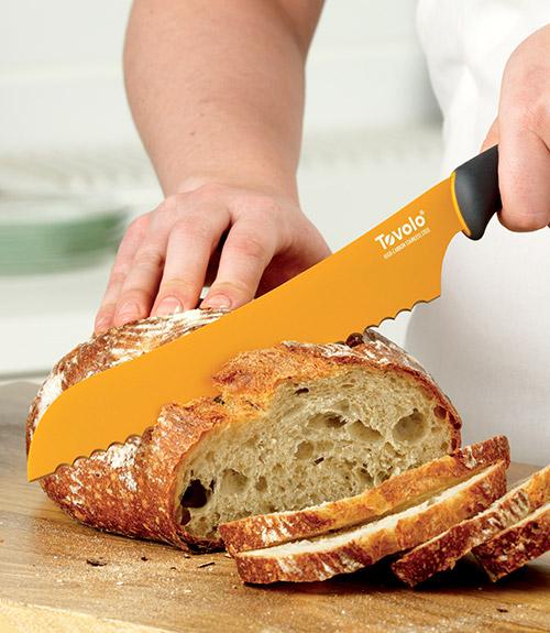 "Comfort Grip 8.5"" Bread Knife"