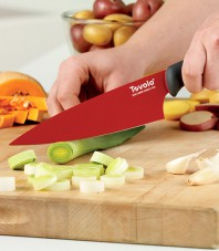 "Comfort Grip 7"" Chef Knife"