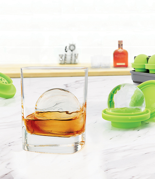 Sphere Clear Ice System - Set of 4
