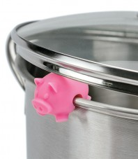 Silicone Lid Lifters - Farm Animals (Set of 3)