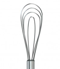 "Stainless Steel 10"" Sauce Whisk"