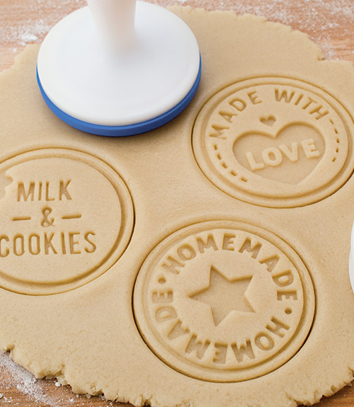 Cookie Stamps - Set of 3