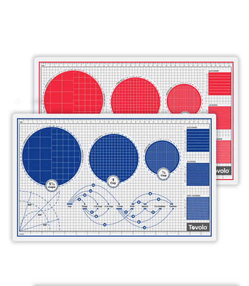 Precision Chef Cutting Mat - Set of 2